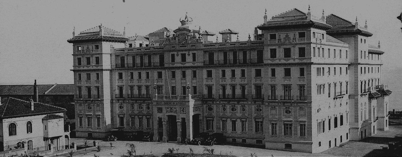 Grand Hotel Miramar Malaga Spa