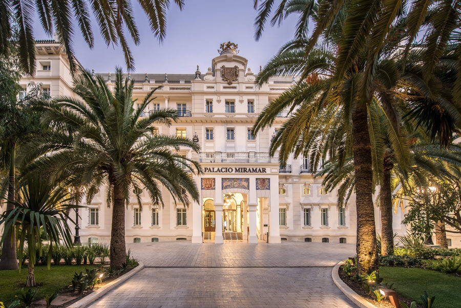 Top 10 Luxury Hotels in Malaga Historic Centre, Spain ...